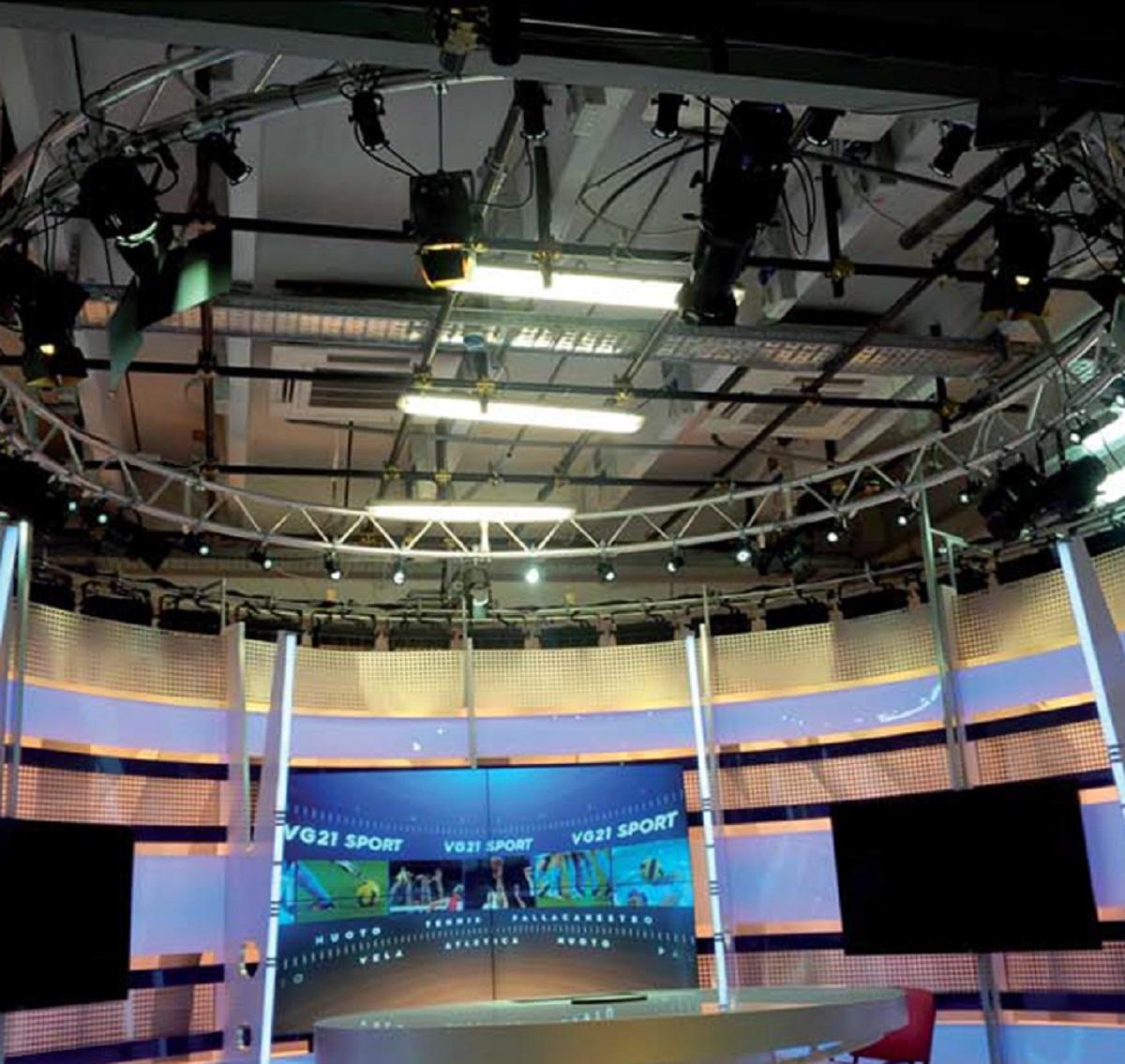 Ercole Andriani morto televisione Canale 21 lutto