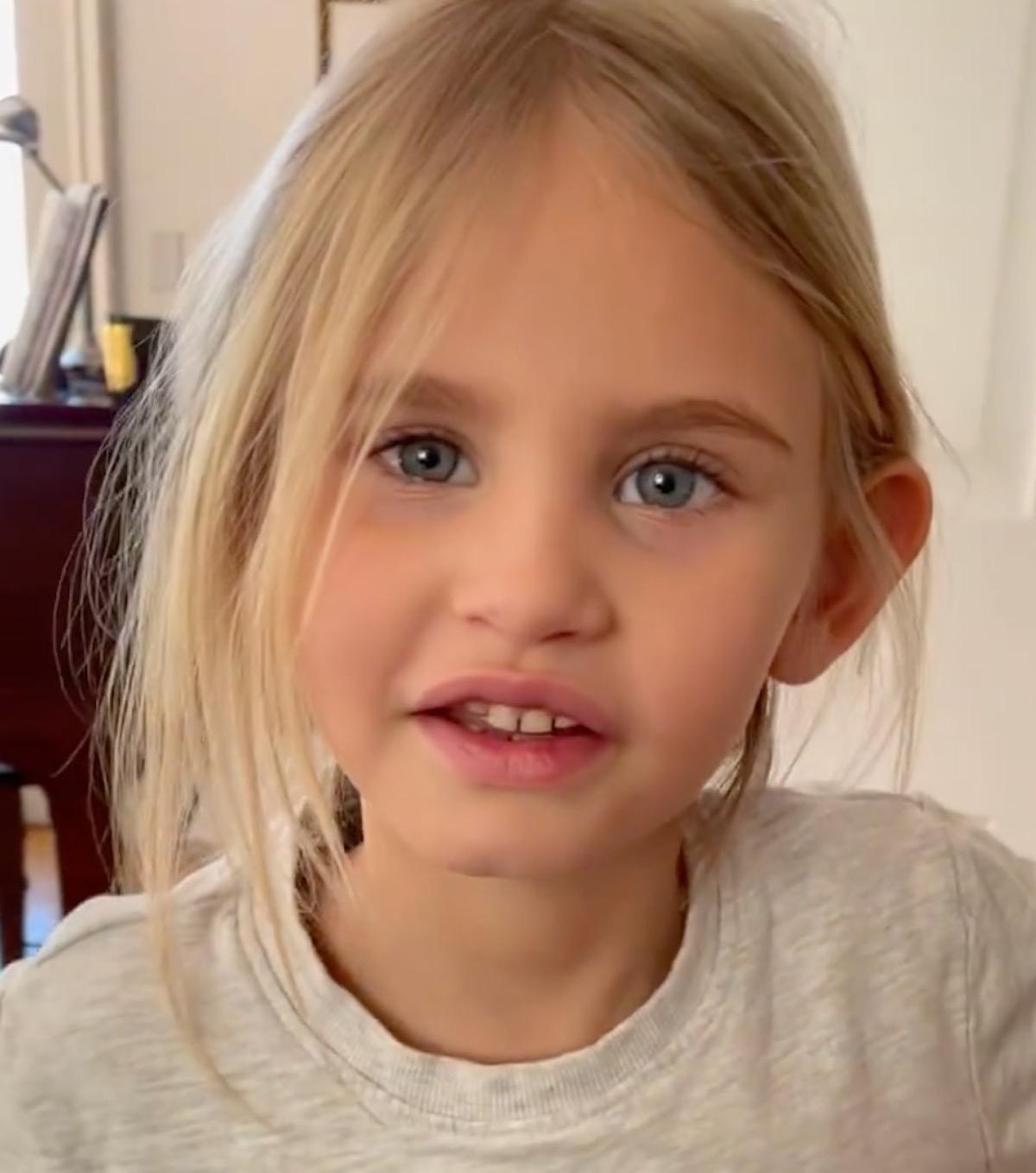 Bianca Balti figlia mia