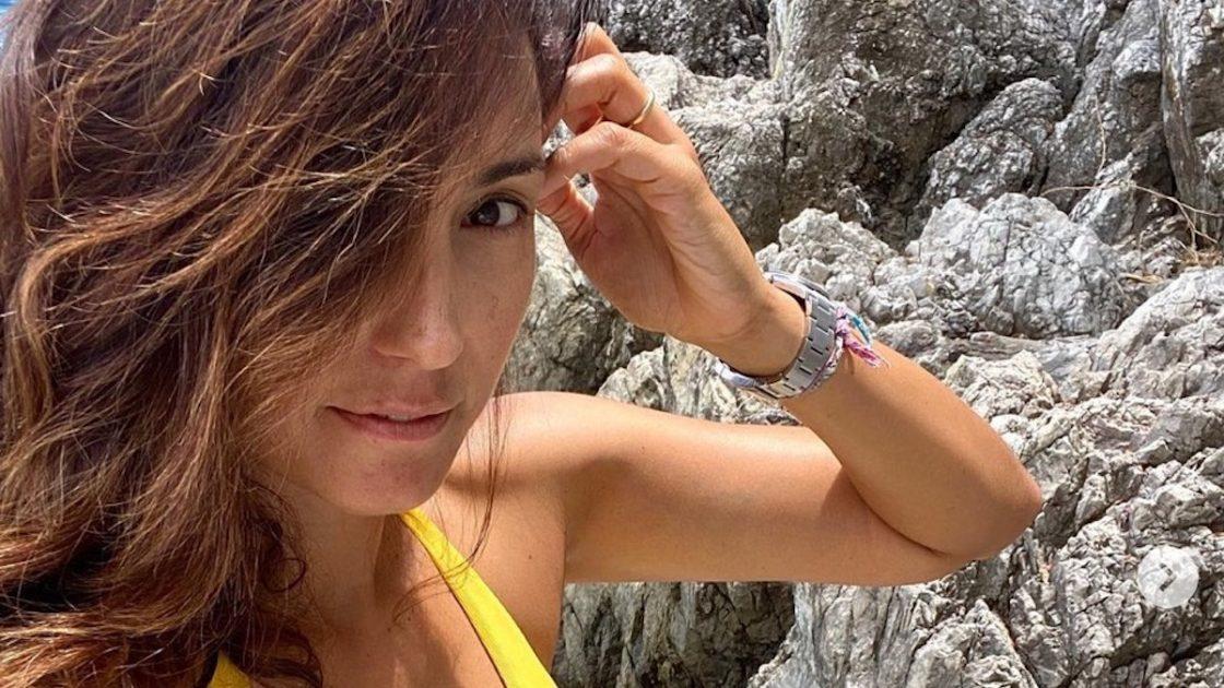 Caterina Balivo bikini ritocchini rifatta