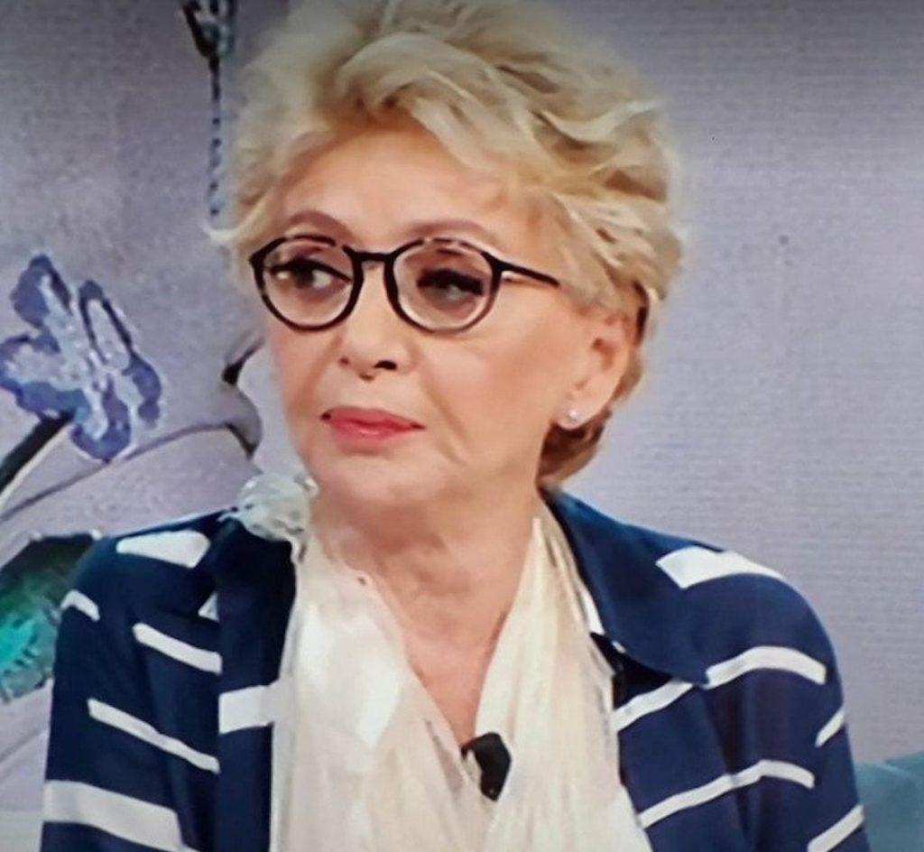 Enrica Bonaccorti braccio dedicato