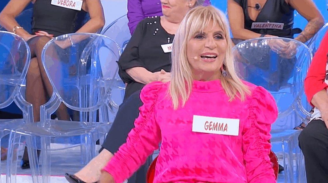 Gemma Galgani rifatta ued prima puntata
