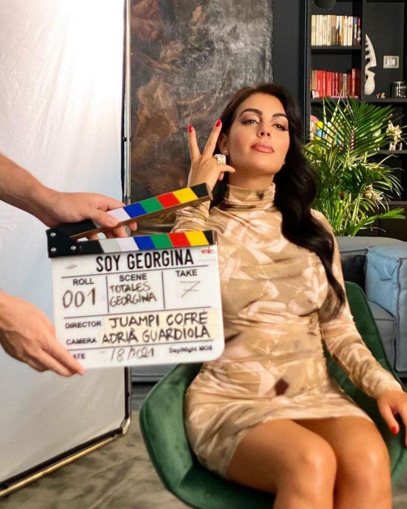 Georgina Rodriguez serie tv netflix