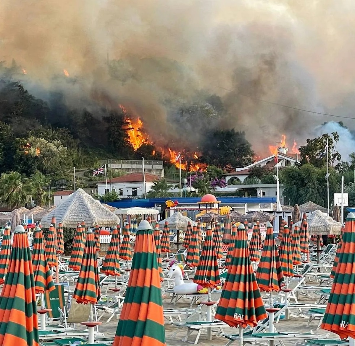 incendi pescara
