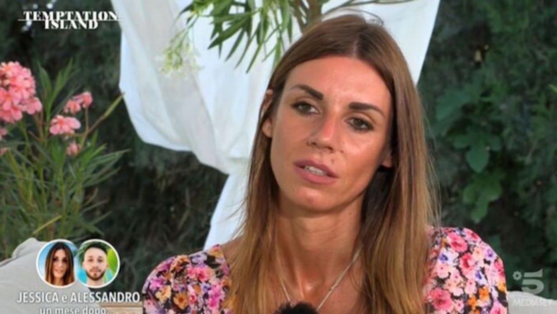 Jessica mascheroni temptation island 2021 fidanzato