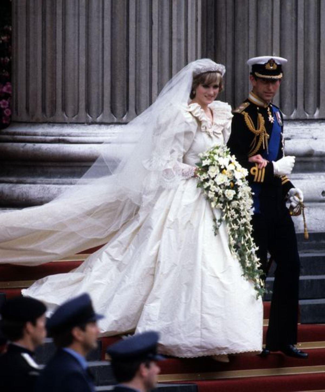 lady diana matrimonio
