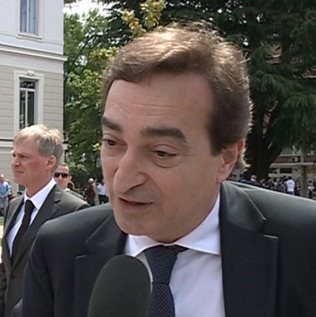 Marco Borradori morto