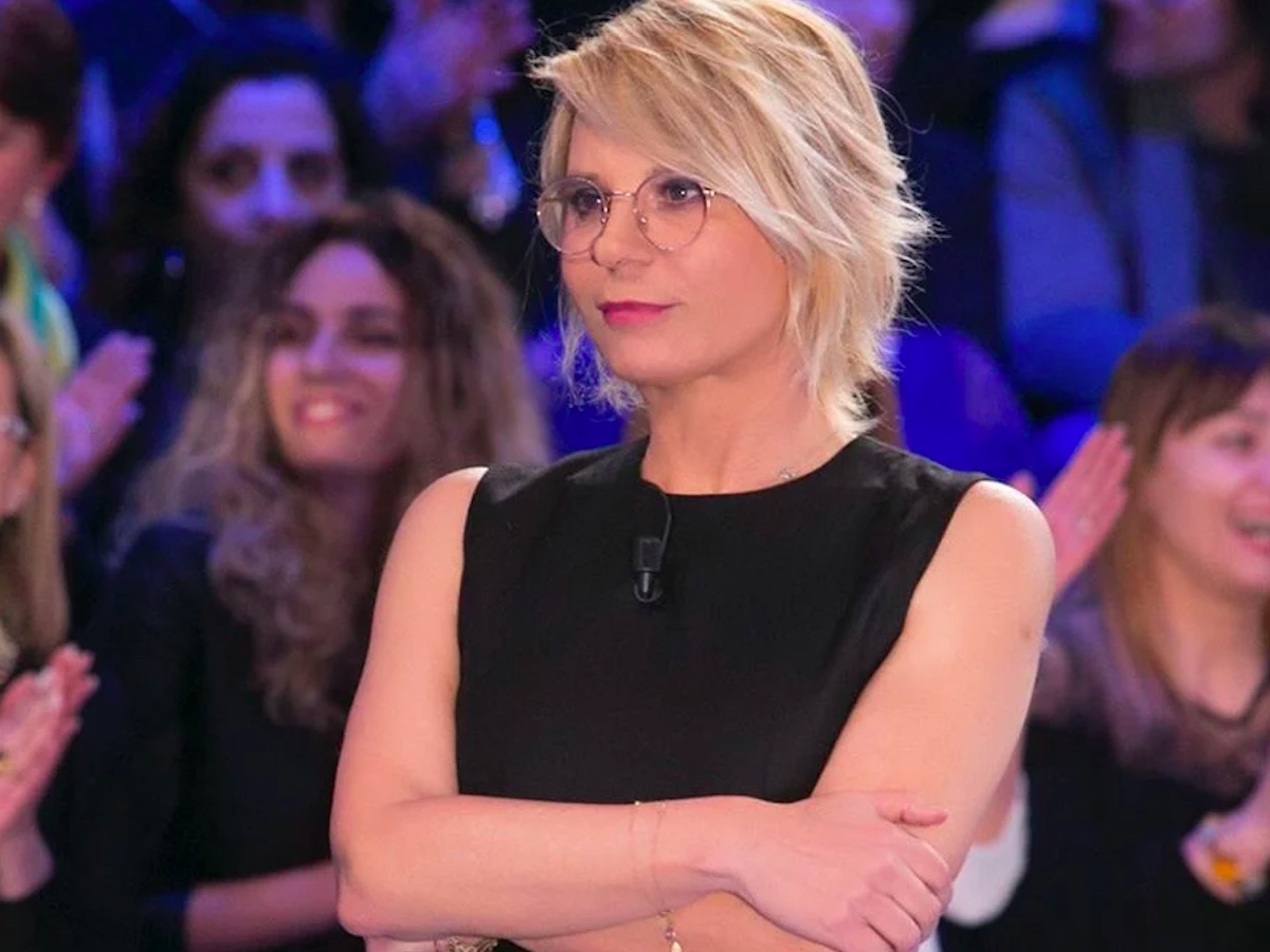 Maria De Filippi ai Seat Music Awards 2021