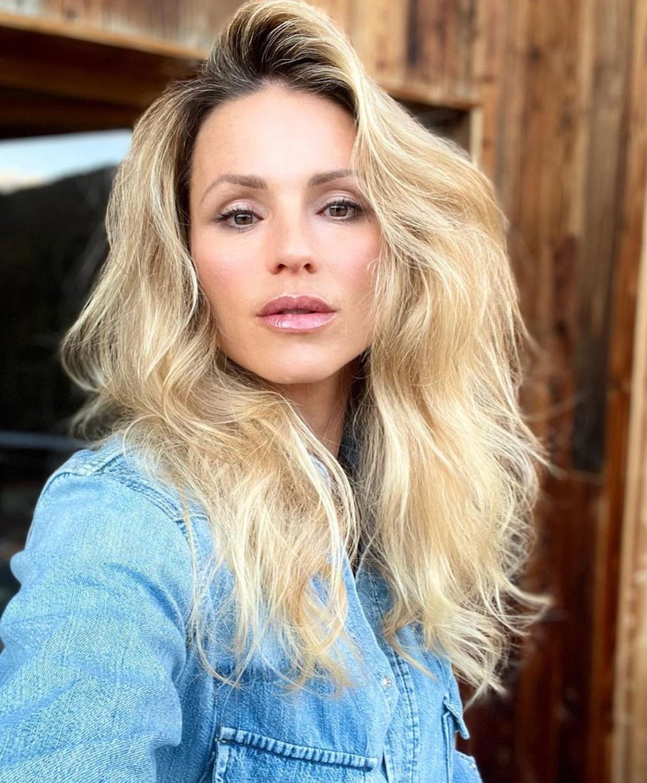 Michelle Hunziker capelli nuovo look