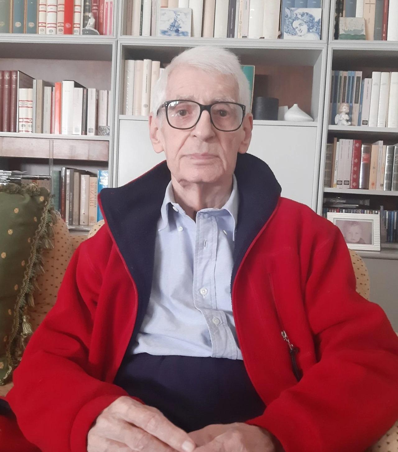 nino milazzo giornalista morto 91 anni