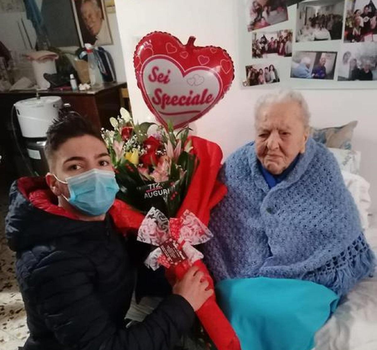 Nonna Marietta 112 anni morta Italia ultimo addio