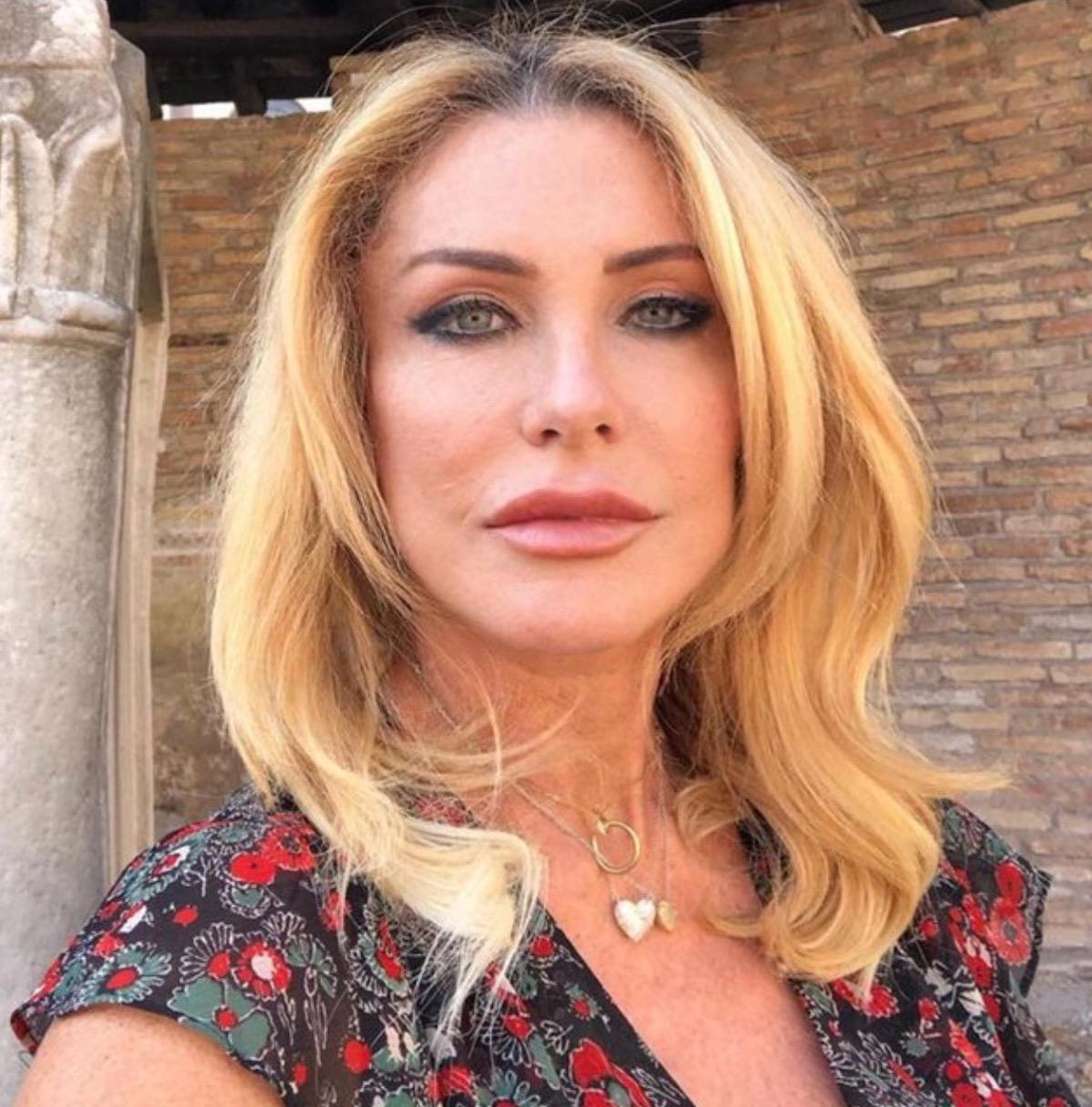 Paola Ferrari lascia la rai