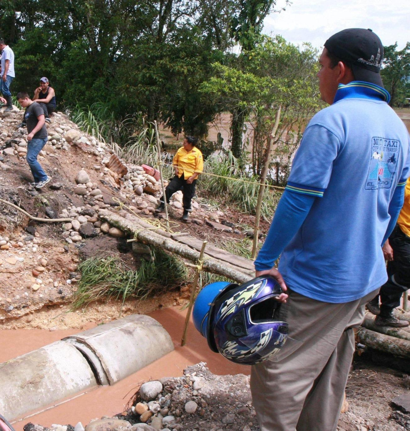 venezuela maltempo morti case distrutte