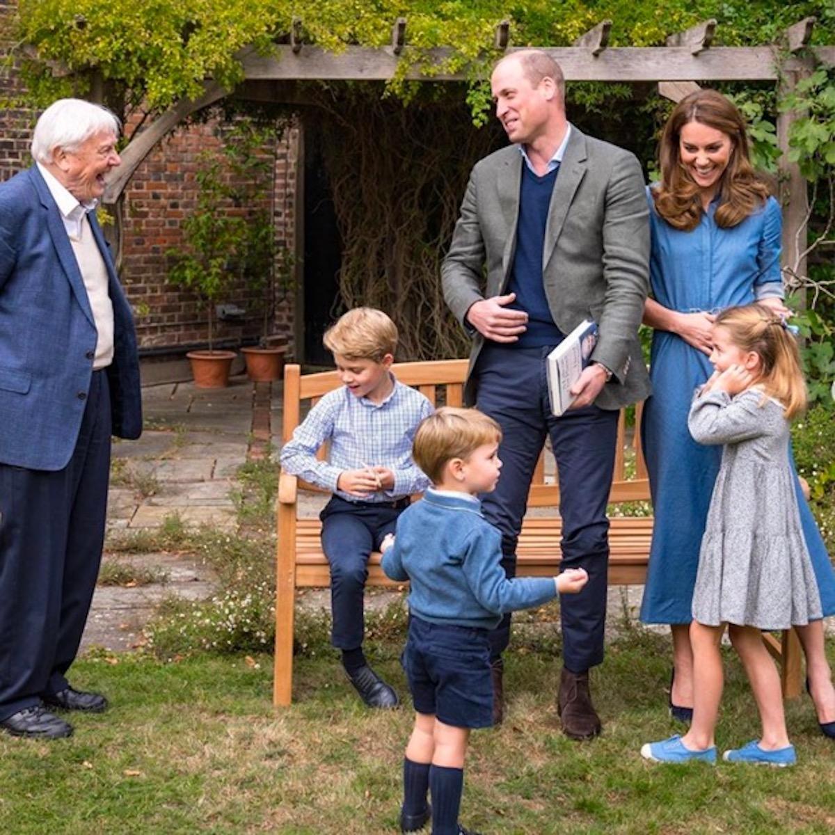 Kate Middleton figlia principessa charlotte oggi nuova foto