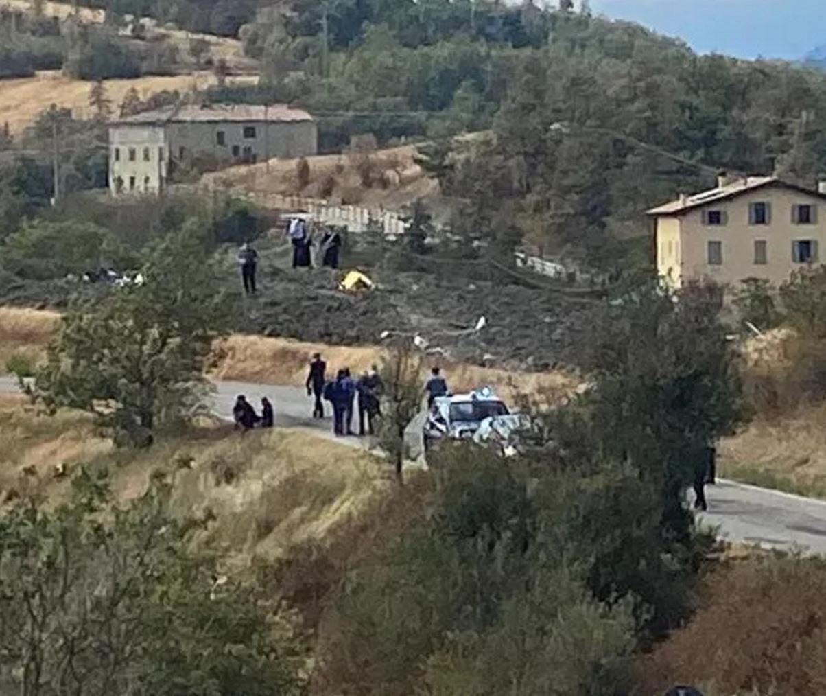 rally dell'appennino incidente due morti