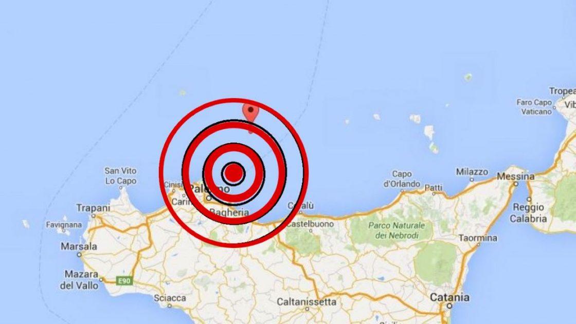 terremoto cefalù palermo
