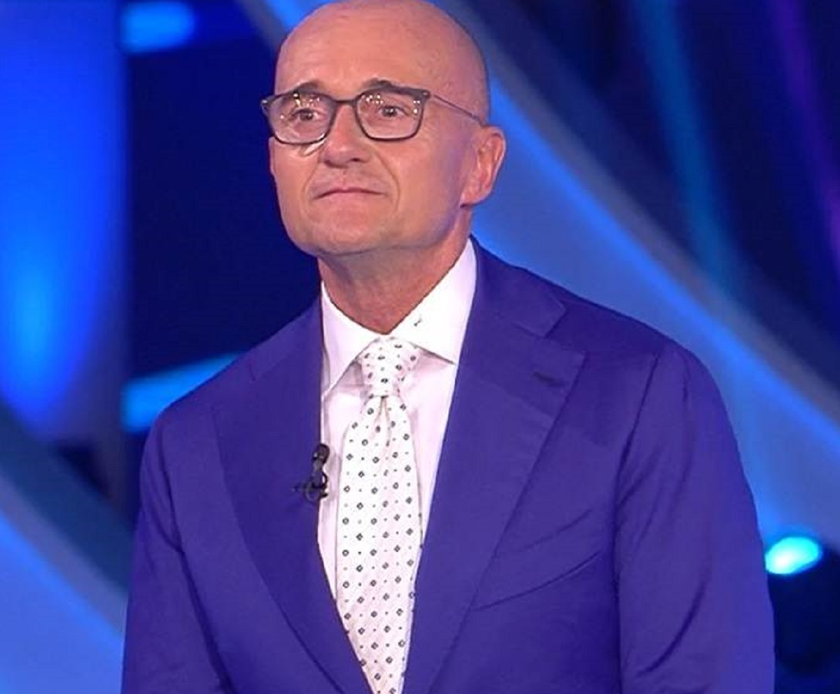 Manuel Bortuzzo GF Vip 6 Alfonso Signorini racconto sorpresa padre