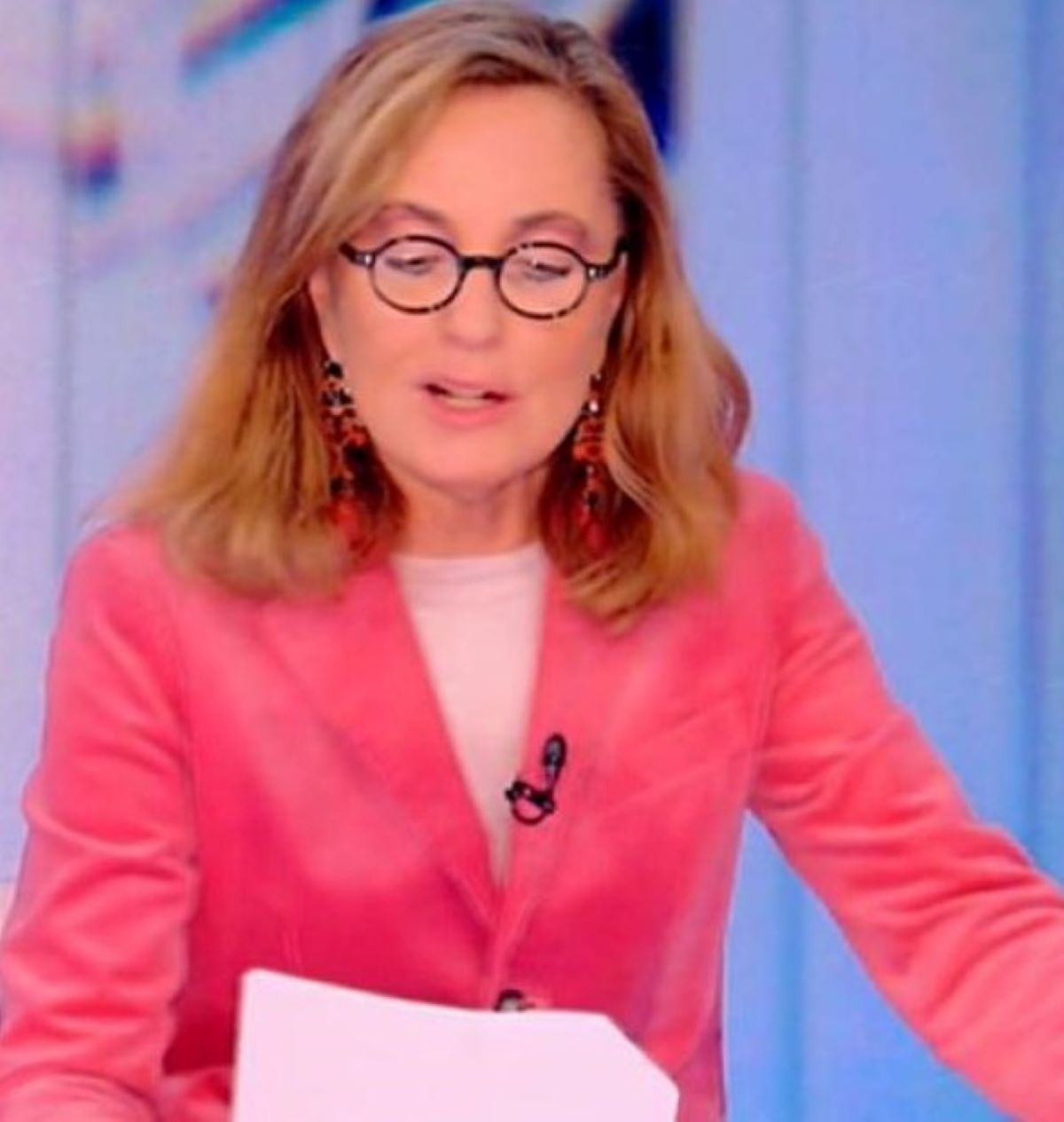 Barbara Palombelli Frasi Femminicidi Scuse Precisazioni