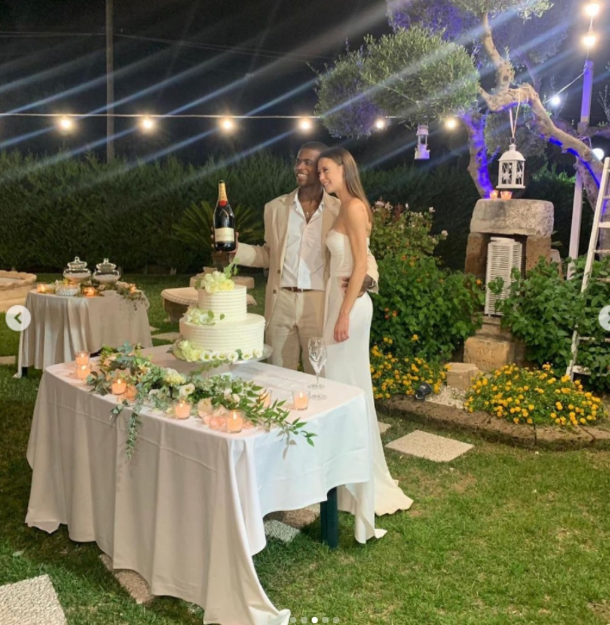 Bryan Ramirez Paola De Filippis Sposi Ex Amici