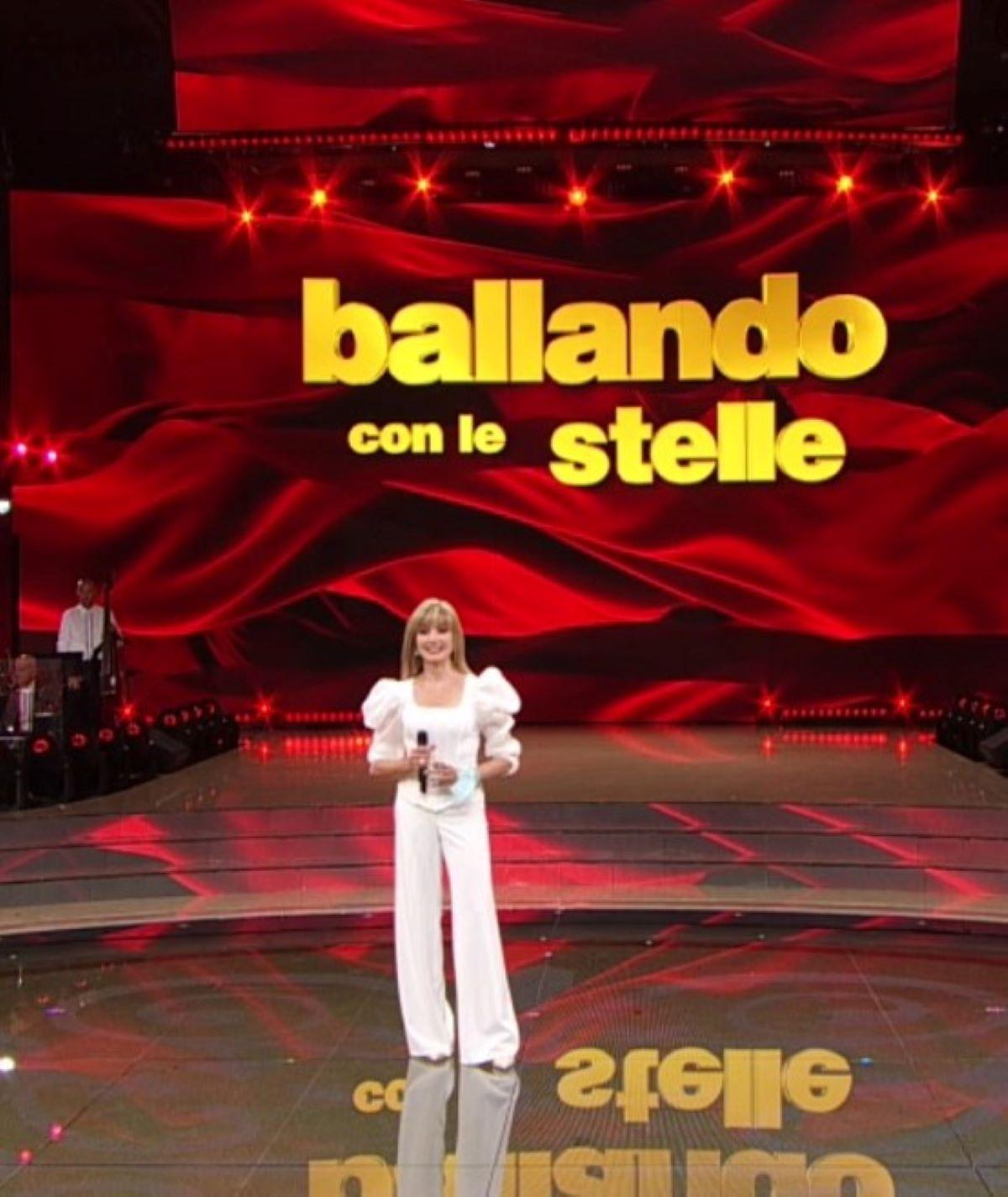 Ballando con le stelle Ipotesi Cast Caterina Balivo