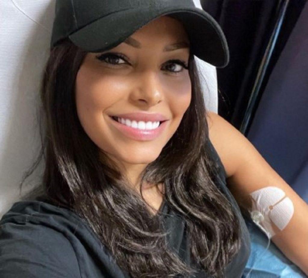 Carolina Marconi guarigione chemio tumore messaggio