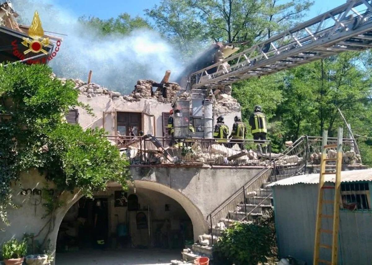 Casa crollata a Pontremoli5