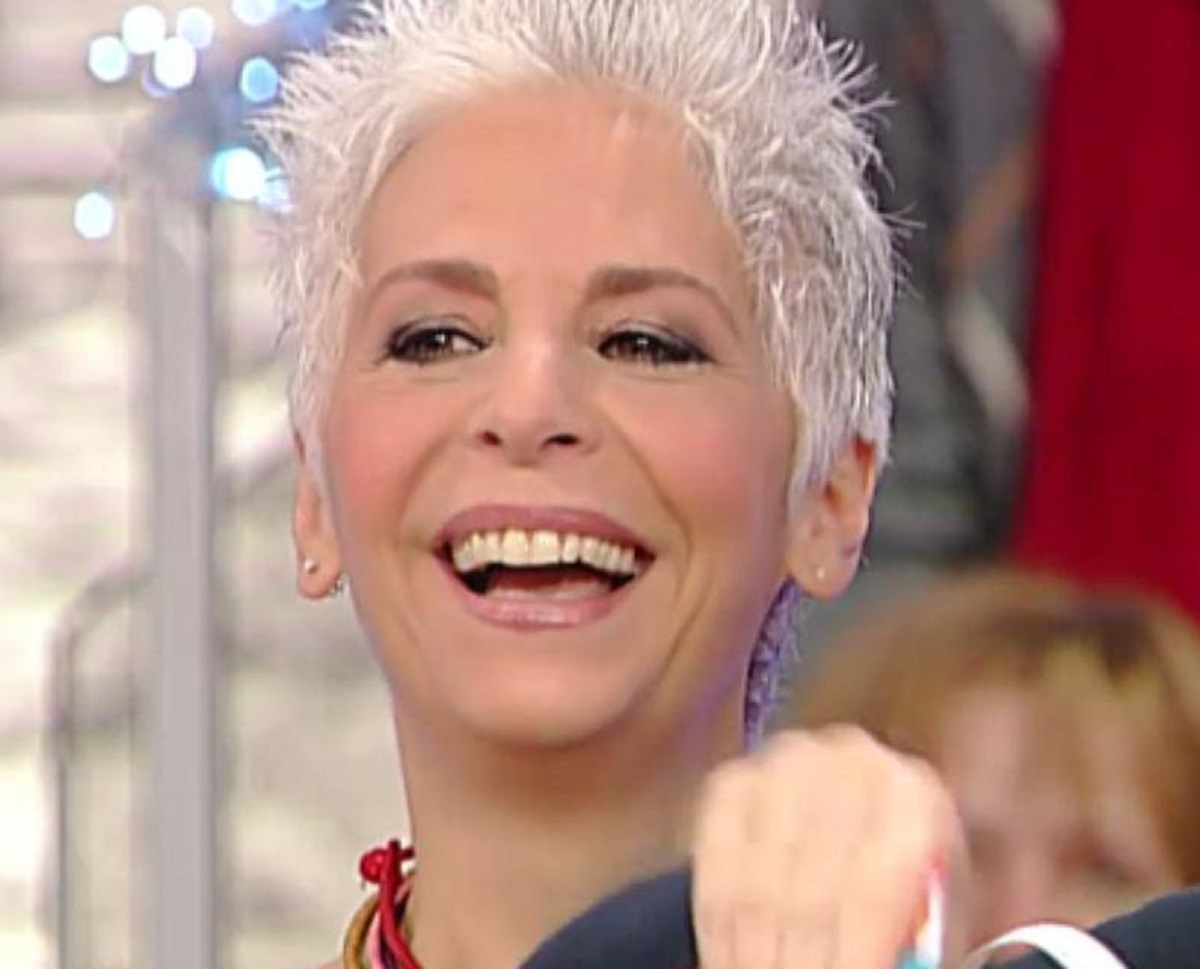 Cloris Brosca Zingara ritorno tv programma Citofonare Rai2