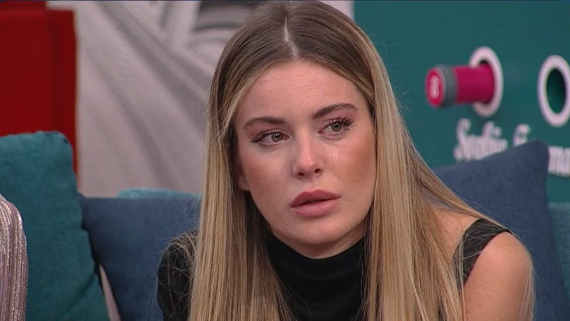 Sophie Codegoni Lacrime GF Vip 6
