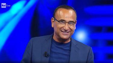 Carlo Conti Dedica Seat Music Awards Raffaella Carrà