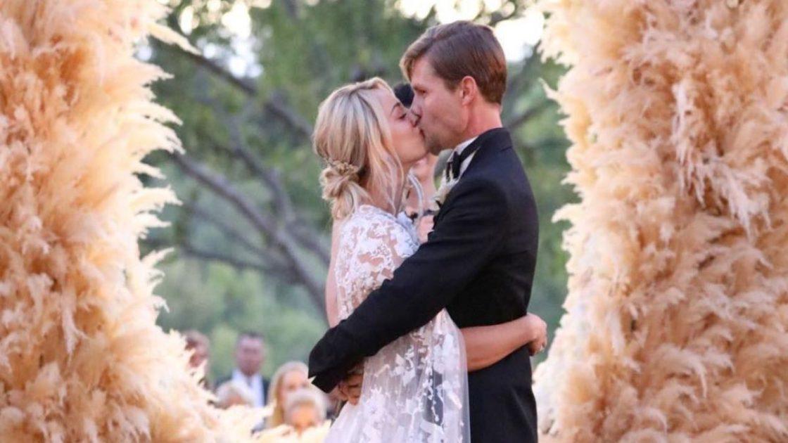 Kaley Cuoco Fine Matrimonio Marito Karl Cook