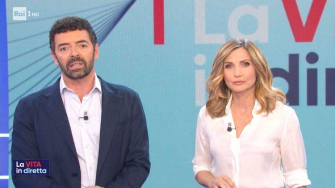 Lorella Cuccarini Lite Alberto Matano Verità