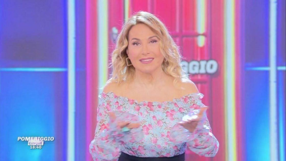 Barbara D'Urso Gaffe Pomeriggio Cinque