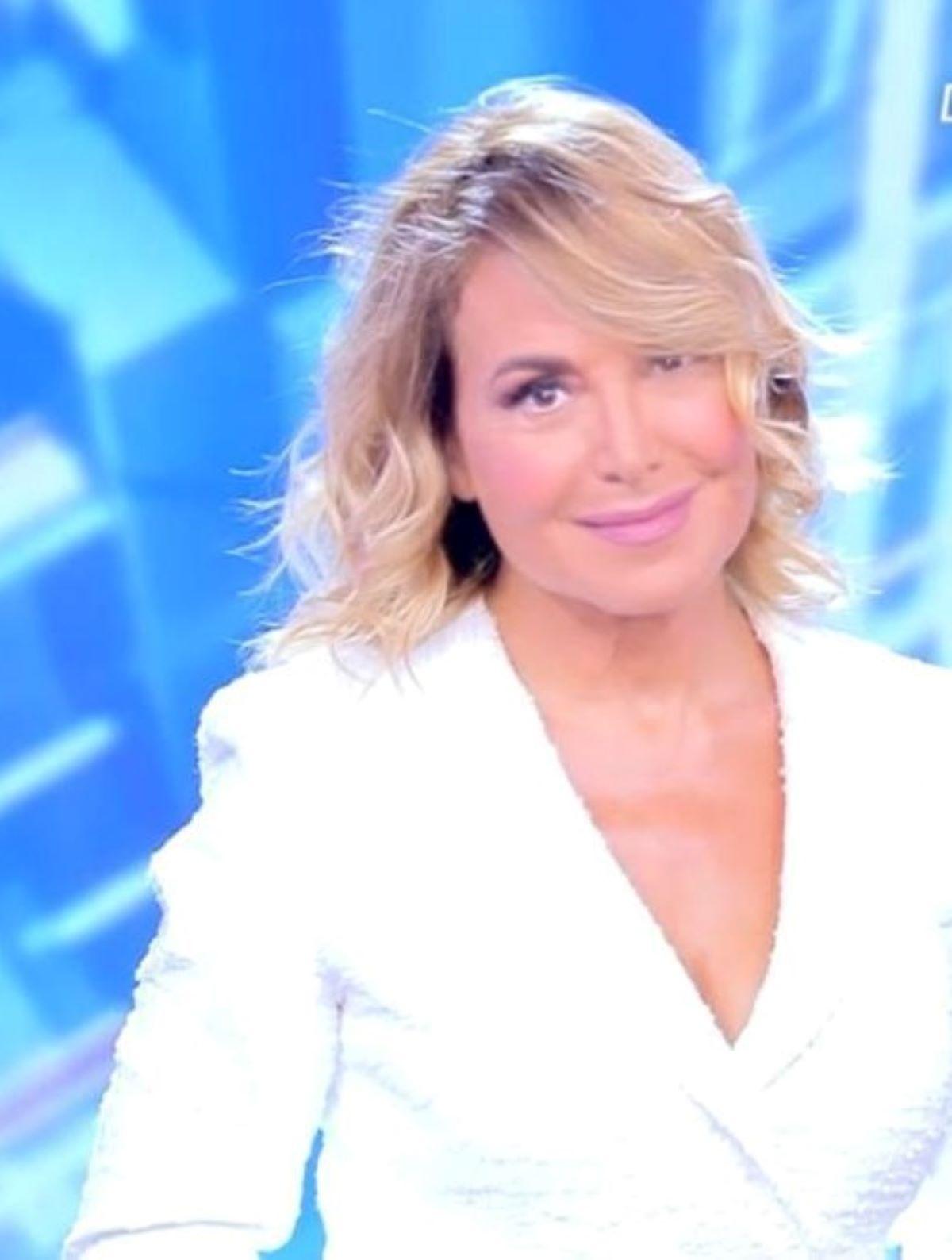 Barbara D'Urso Lite Pomeriggio Cinque