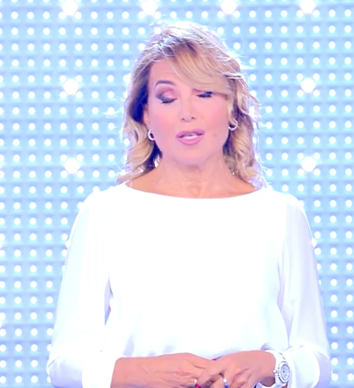 Barbara D'Urso Gaffe Pomeriggio Cinque Obbligo Vaccinale