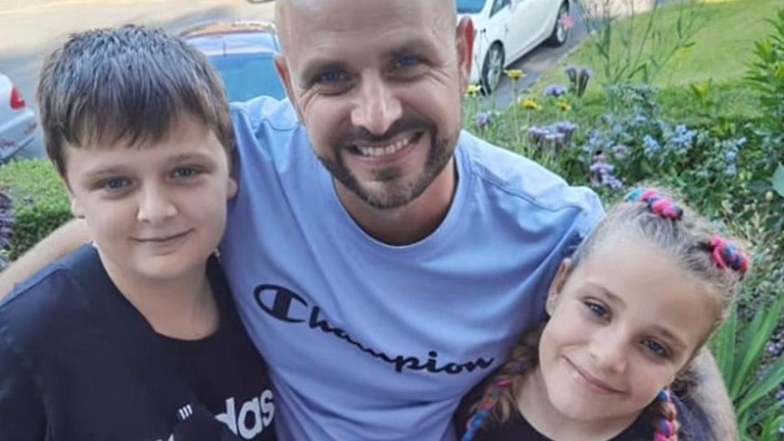 Damien Bendall omicidio fidanzata figli