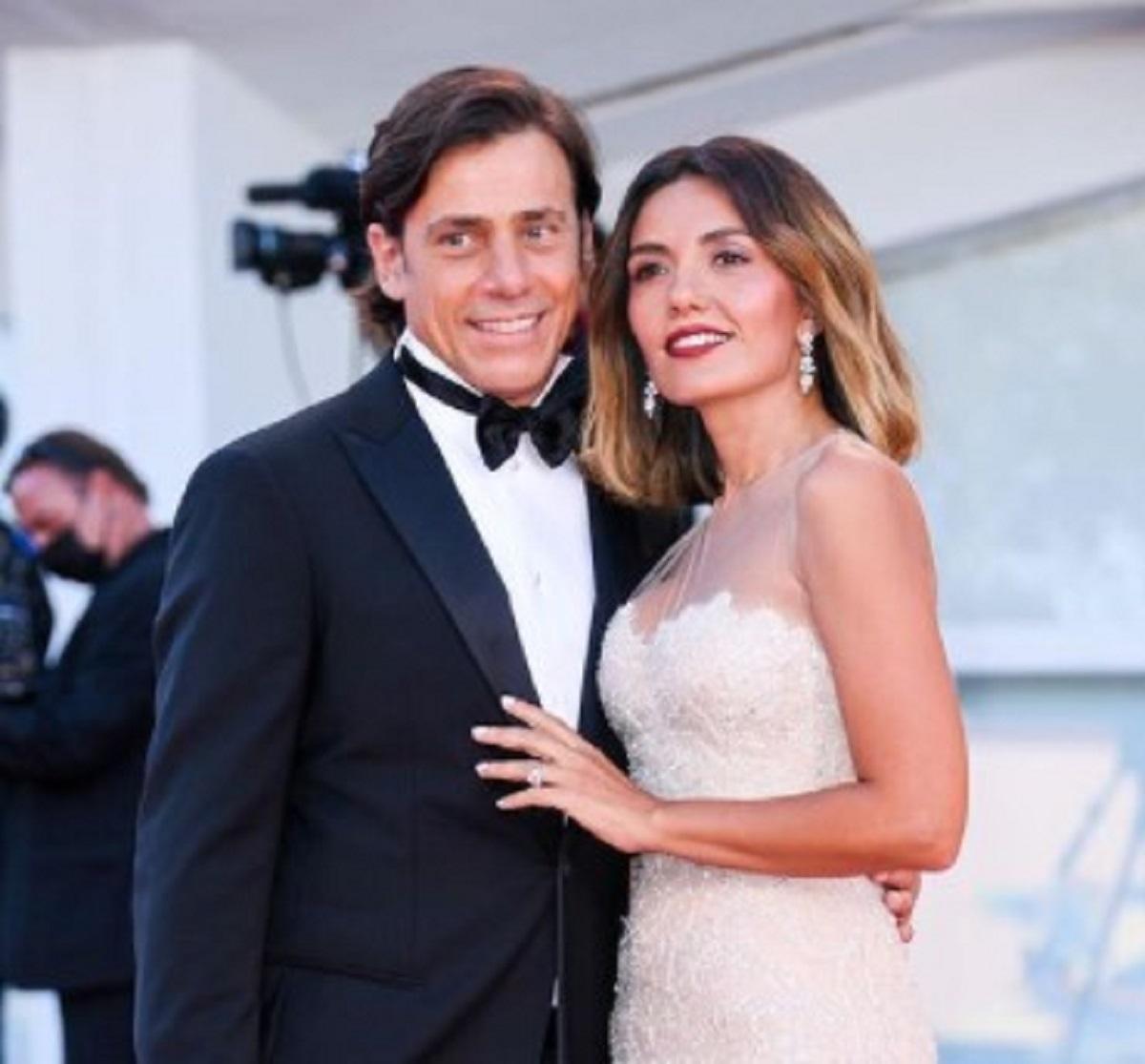 Serena Rossi Festival Cinema venezia Davide Devenuto dedica