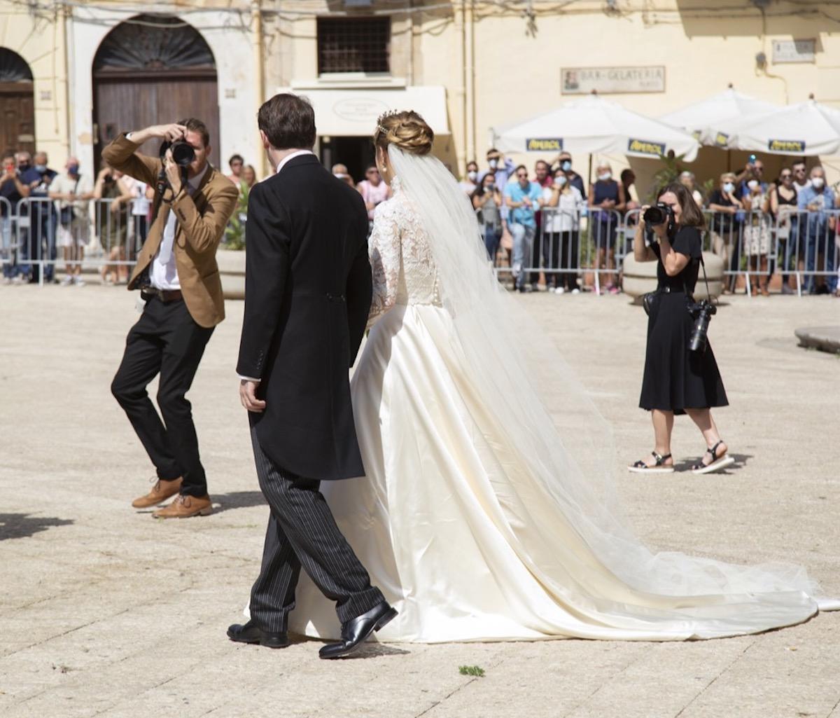 Don Jaime di Borbone Lady Charlotte matrimonio royal wedding
