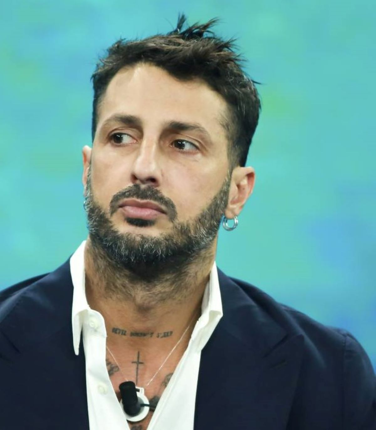 Fabrizio Corona Nina Moric Tornati Vivere Insieme Figlio Carlos