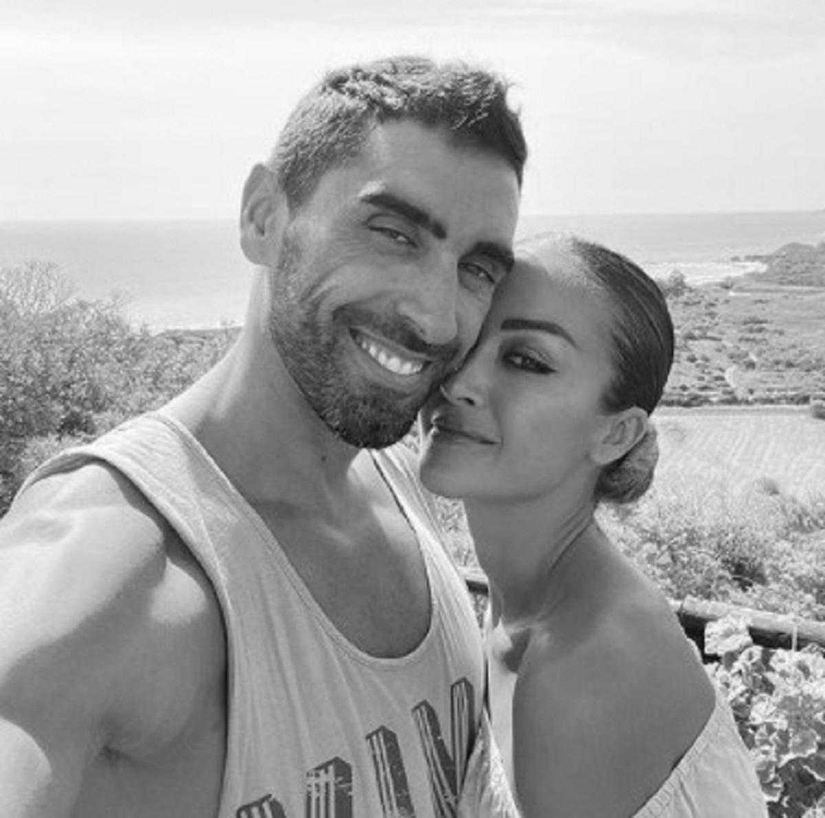Giorgia Palmas Filippo Magnini racconto primo bacio