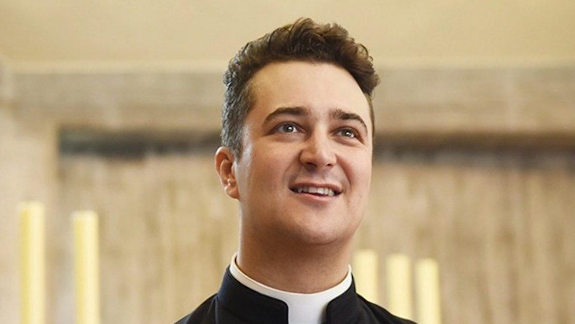 Francesco Spagnesi prete arrestato