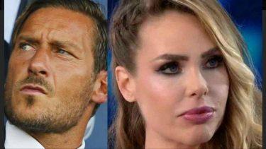 Francesco Totti ilary blasi crisi