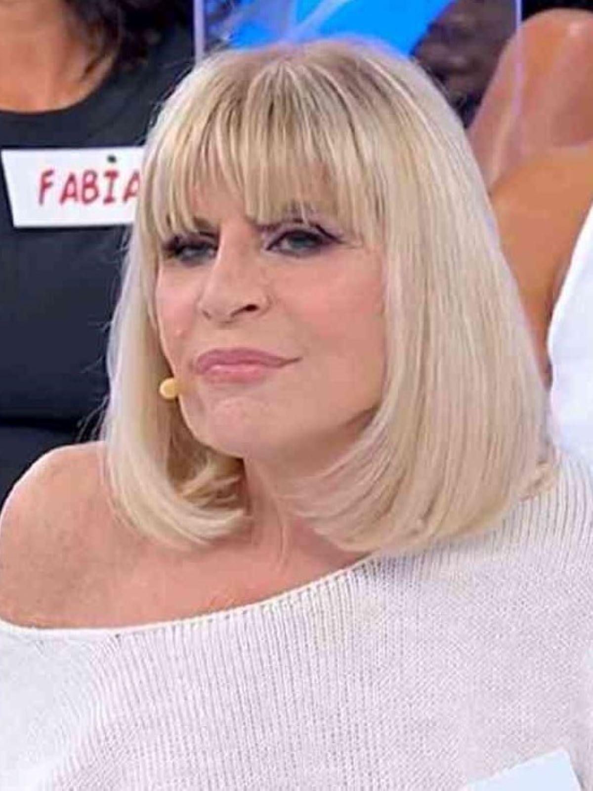 Tina Cipollari Gemma Galgani UeD Litigi Finta