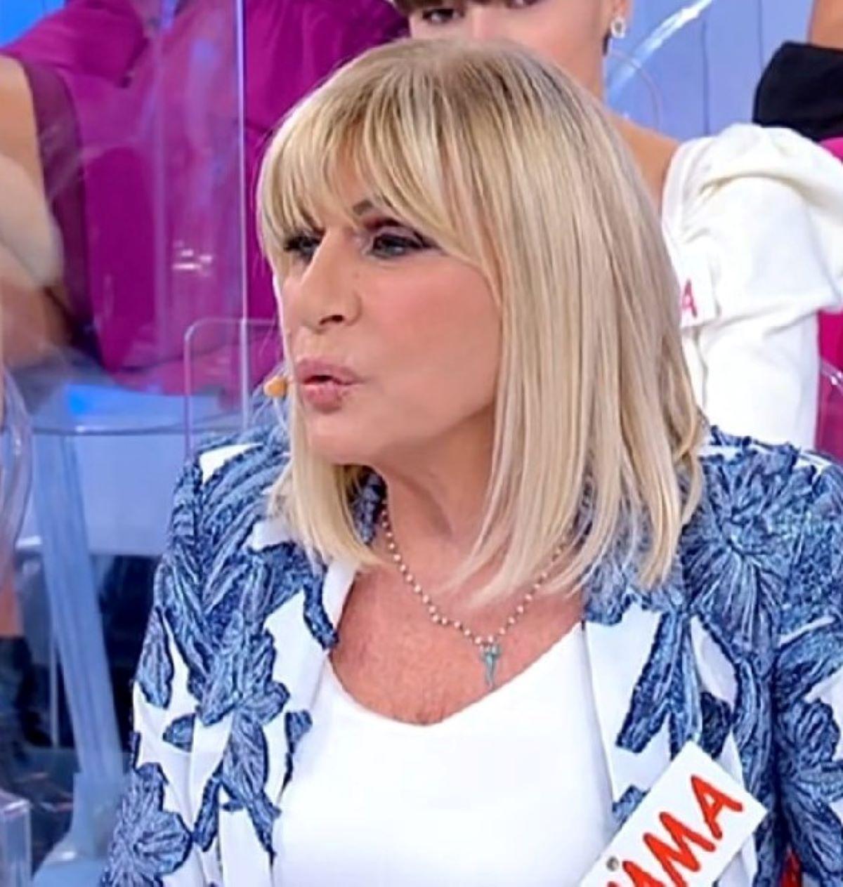 Gemma Galgani UeD Attacco Barbara De Santi
