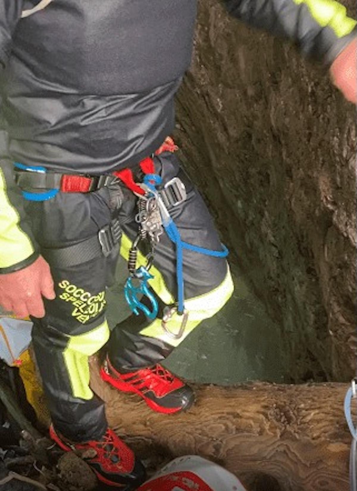 Giacomo Sacchet scomparso trovato vivo