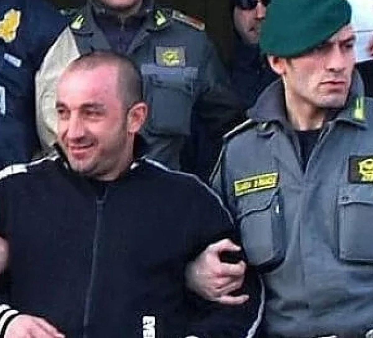 Antonio Cassano Arrestato Fratellastro Giovanni Cassano Furto Appartamento