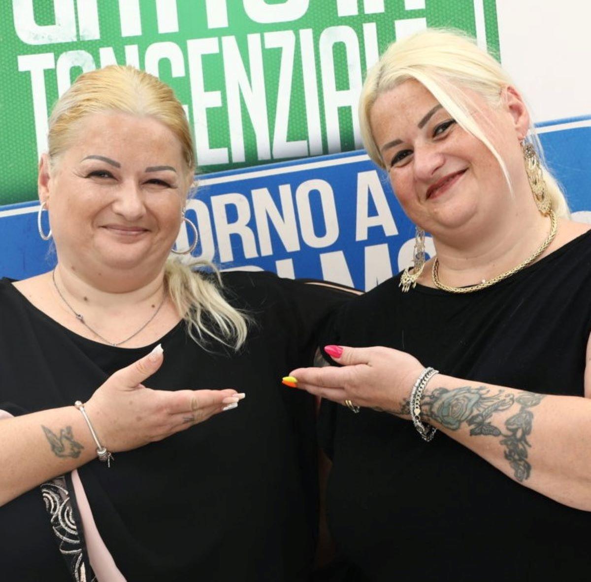 Sorelle Alessandra Valentina Giudicessa Rischio Processo