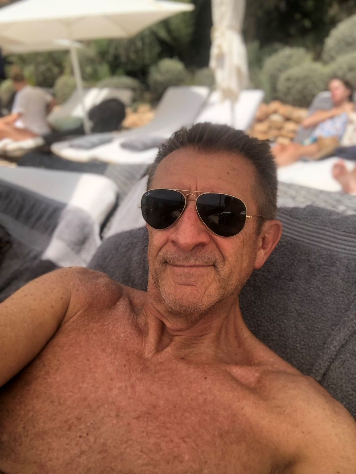 Ezio Greggio Dolore Pianto Morte Gianfranco D'Angelo