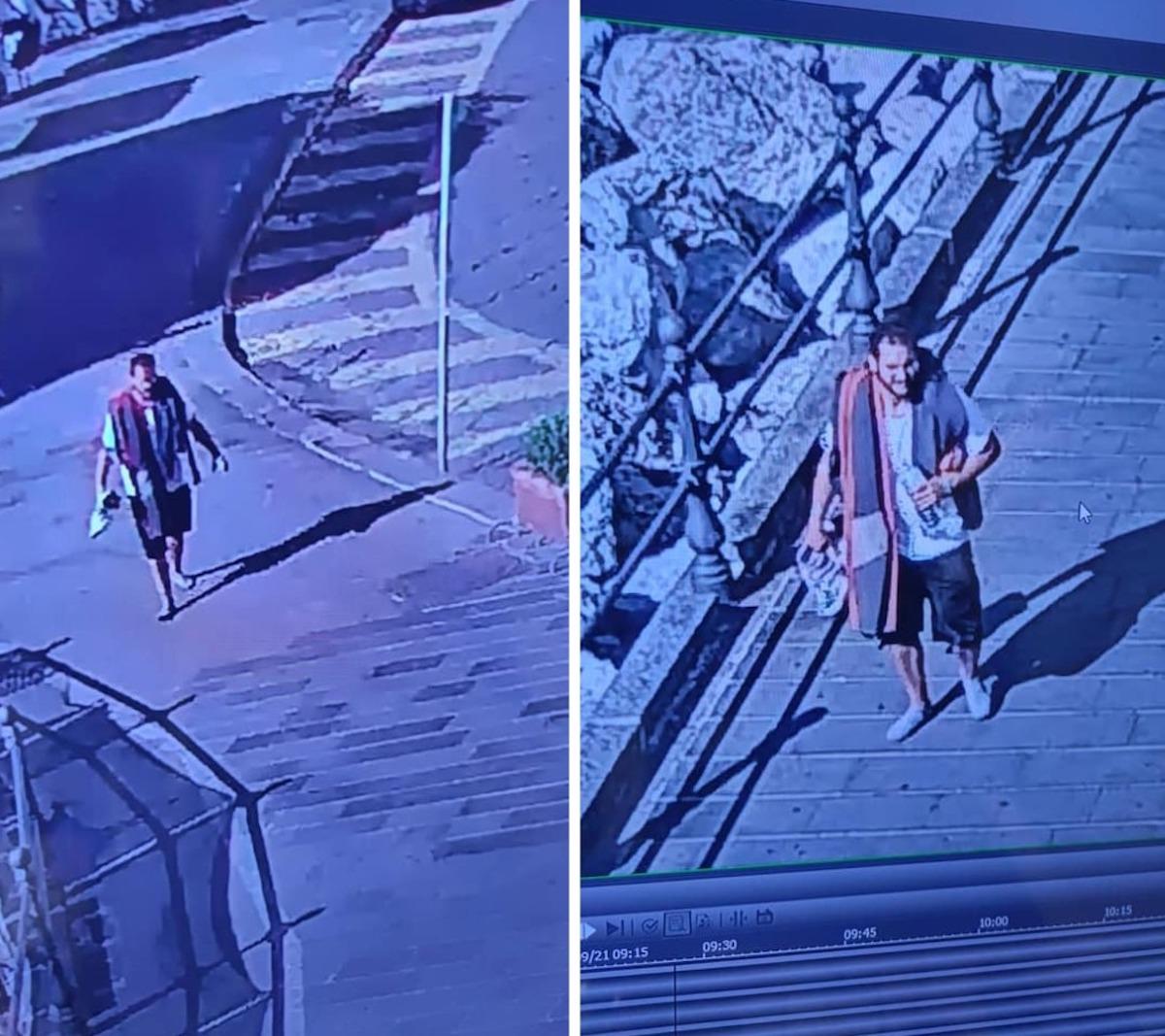 Guglielmo Belmonte, ragazzo scomparso trovato vivo