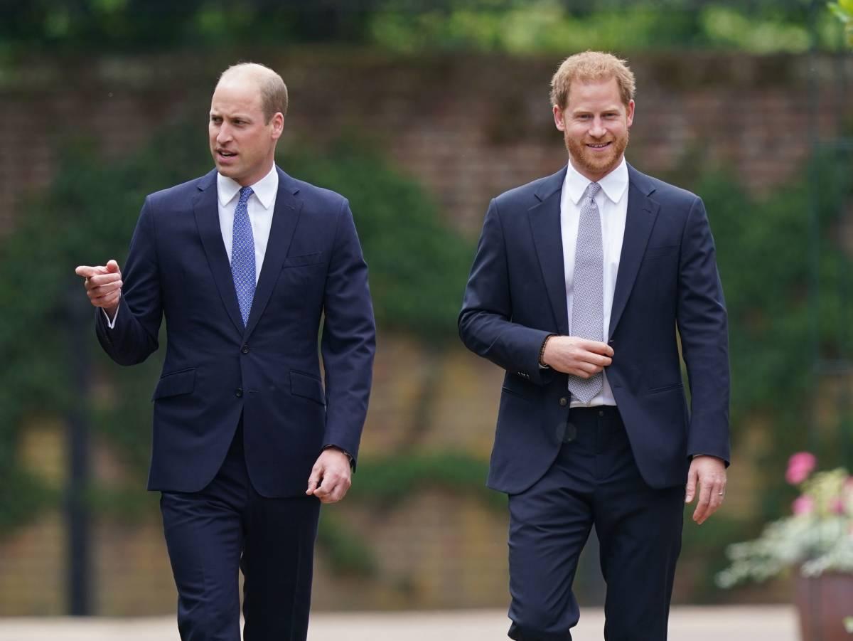 Lady Diana Intenzione Trasferimento Malibu Harry William