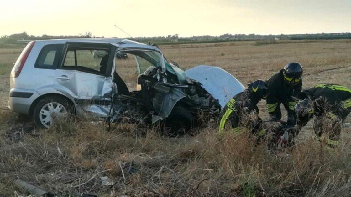 Incidente Brindisi Morta Ilaria Chiecca