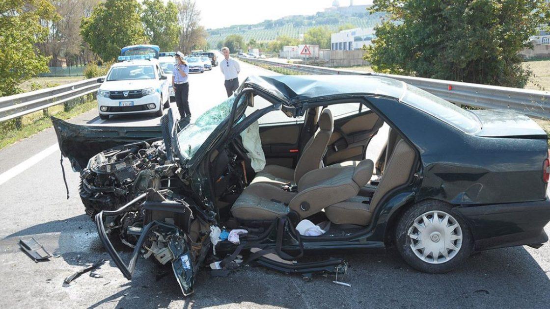 Antonio Cariello Morto Incidente Moto